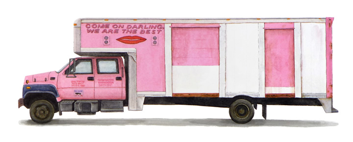 truck-pink-moving